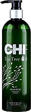 Parfums et Produits cosmétiques Shampooing à l'huile d'arbre à thé - CHI Tea Tree Oil Shampoo