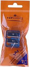 Parfums et Produits cosmétiques Taille-crayon double, 2199, bleu - Top Choice