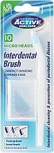 Parfums et Produits cosmétiques Brossette interdentaire avec 10 têtes de rechange - Beauty Formulas Interdent Brush with 10 Micro Heads