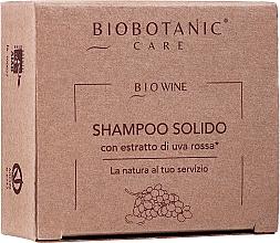Parfums et Produits cosmétiques Shampoing au vin rouge - BioBotanic Biowine Shampoo
