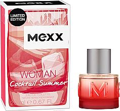 Parfums et Produits cosmétiques Mexx Cocktail Summer Woman - Eau de Toilette