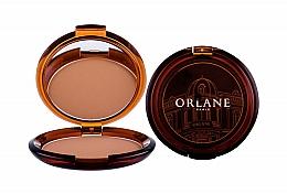 Parfums et Produits cosmétiques Poudre bronzante pour visage - Orlane Bronzing Pressed Powder