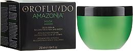 Parfums et Produits cosmétiques Masque au beurre de murumuru, huile sacha inchi et baie d'açai pour cheveux - Orofluido Amazonia Mask