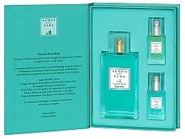 Parfums et Produits cosmétiques Acqua Dell Elba Acqua - Coffret (eau de parfum/100ml + eau de parfum mini/15ml + eau de parfum mini/15ml)