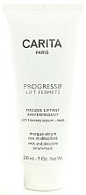 Parfums et Produits cosmétiques Masque-sérum raffermissant pour cou et décolleté - Carita Progressif Lift Fermete Lift Firming Serum Mask