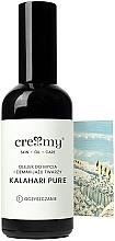 Parfums et Produits cosmétiques Huile de Kalahari nettoyante et démaquillante - Creamy Kalahari Pure