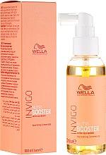 Parfums et Produits cosmétiques Booster nourrissant aux baies de goji pour cheveux - Wella Professionals Invigo Nutri-Enrich Booster