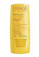 Parfums et Produits cosmétiques Stick invisible pour les zones sensibles - Uriage Bariesun Stick Invisible SPF50+
