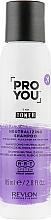 Parfums et Produits cosmétiques Shampooing déjaunissant - Revlon Professional Pro You The Toner Shampoo