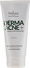 Parfums et Produits cosmétiques Masque à l'huile d'amande douce pour visage - Farmona Derma Acne