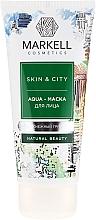 Parfums et Produits cosmétiques Hydro masque pour visage à la trémelle fucus - Markell Cosmetics Skin&City Face Mask