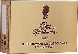 Parfums et Produits cosmétiques Pani Walewska Gold - Savon parfumé pour corps