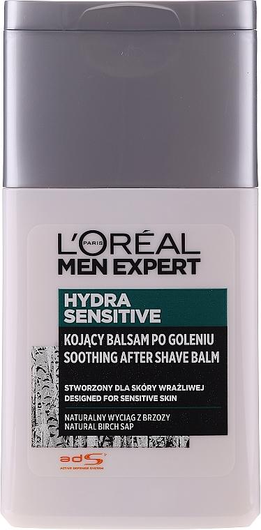 Baume après-rasage à la sève de bouleau - L'Oreal Paris Men Expert Hydra Sensitive Balm
