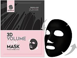 Parfums et Produits cosmétiques Masque tissu au collagène pour visage - G9Skin 3D Volume Gum Mask