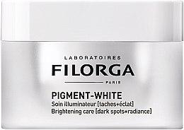 Parfums et Produits cosmétiques Soin illuminateur anti-tâches pour visage - Filorga Pigment White Brightening Care