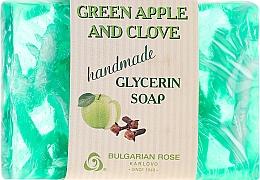 Savon glycériné à la pomme verte et girofle - Bulgarian Rose Green Apple & Clove Soap — Photo N1