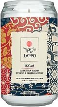 Parfums et Produits cosmétiques Bougie parfumée à la cire de noix de coco, Ikigai - FraLab Jappo Ikigai Scented Candle