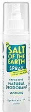 Déodorant spray naturel à l'aloe vera - Salt of the Earth Natural Deodorant Spray — Photo N1