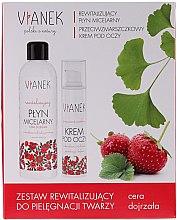 Parfums et Produits cosmétiques Vianek - Set revitalisant visage (eau micellaire/150ml + crème/15ml + masque/10ml)
