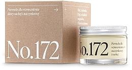 Parfums et Produits cosmétiques Crème aux huiles d'amande douce et argousier pour visage - Make Me Bio Receptura 172