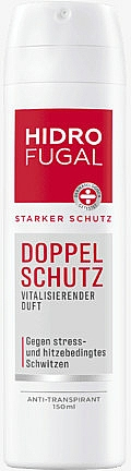 Déodorant spray - Hidrofugal Double Protection Spray