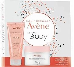 Parfums et Produits cosmétiques Coffret cadeau - Avene Body Eau Thermale (b/lotion/250ml + sh/gel/200ml)
