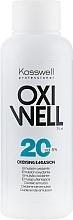 Parfums et Produits cosmétiques Emultion oxydante 6% - Kosswell Professional Oxidizing Emulsion Oxiwell 6% 20vol