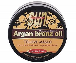 Parfums et Produits cosmétiques Beurre bronzant à l'huile d'argan - Vivaco Sun Argan Bronze Oil Tanning Butter