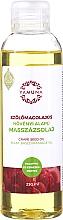 Parfums et Produits cosmétiques Huile de massage à l'huile de pépins de raisin - Yamuna Grape Seed Oil Plant Based Massage Oil