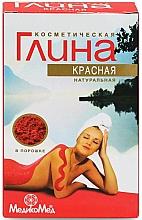 Parfums et Produits cosmétiques Argile rouge cosmétique naturelle - Medikomed