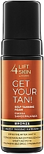 Parfums et Produits cosmétiques Mousse autobronzante pour corps - Lift4Skin Get Your Tan! Self Tanning Bronze Foam