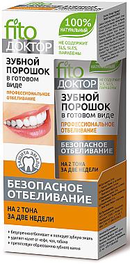 Pâte dentaire blanchissante - FitoKosmetik