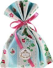 Parfums et Produits cosmétiques Sachet aromatique à la lavande, motif rayures bleues - Essencias De Portugal Tradition Charm Air Freshener