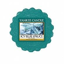 Parfums et Produits cosmétiques Cire parfumée, Sapin enneigé - Yankee Candle Icy Blue Spruce Wax Tart