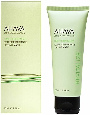 Masque lifting anti-âge pour visage - Ahava Time to Revitalize Extreme Radiance Lifting Mask — Photo N1