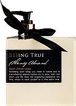 Parfums et Produits cosmétiques Lotion corporelle au miel d'amande - Beeing True Almond Honey Body Lotion