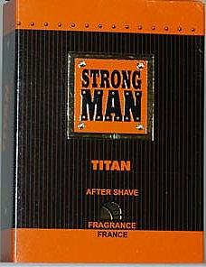 Lotion après-rasage - Strong Men After Shave Titan