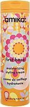 Parfums et Produits cosmétiques Crème coiffante hydratante - Amika First Base Moisturizing Styling Cream