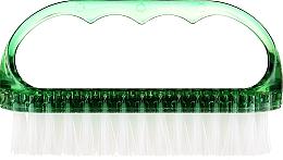 Parfums et Produits cosmétiques Brosse nettoyante pour ongles, 74752, vert - Top Choice