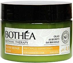 Parfums et Produits cosmétiques Masque régénérant pour cheveux abîmés - Bothea Botanic Therapy Nutri-Repair Mask pH 4.0