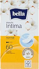 Parfums et Produits cosmétiques Protège-slips, 60pcs - Bella Panty Intima Normal