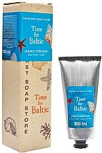 Parfums et Produits cosmétiques Crème au beurre de karité et huile d'olive pour mains - The Secret Soap Store Time For Baltic Hand Cream