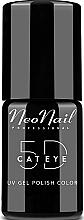 Parfums et Produits cosmétiques Vernis à ongles hybride, Oeil de chat - NeoNail Professional Cateye 5D Uv Gel Polish