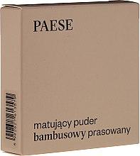 Parfums et Produits cosmétiques Poudre de bambou transparente - Paese Powder Mate