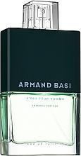 Parfums et Produits cosmétiques Armand Basi L'Eau Pour Homme Intense Vetiver - Eau de Toilette
