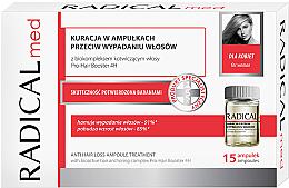 Parfums et Produits cosmétiques Ampoules complexes anti-chute des cheveux - Radical Med Anti Hair Loss Ampoule Treatment For Woman