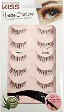 Parfums et Produits cosmétiques Faux-cils avec applicateur - Kiss Haute Couture Strip Lashes Fancy