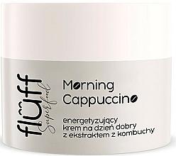 Parfums et Produits cosmétiques Crème de jour à l'extrait de kombucha - Fluff Morning Cappuccino Day Face Cream