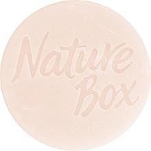 Parfums et Produits cosmétiques Shampooing solide - Nature Box Shampoo Bar Almond Oil