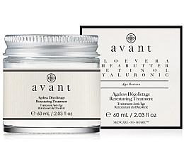 Parfums et Produits cosmétiques Traitement anti-âge retexturante au jus d'aloe vera pour décolleté - Avant Ageless Decolletage Retexturing Treatment